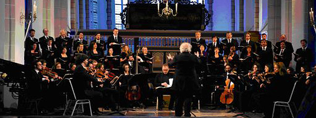 The Bach Choir and Orchestra